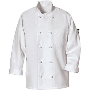 Chef Designs Executive Unisex Chef Coats - Click for Large View