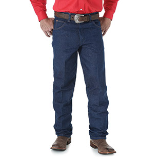 Wrangler Riggs Workwear Cowboy Cut Relaxed Fit Jean - Click for Large View