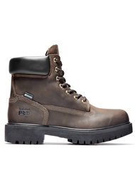 Timberland PRO Men's Brown Direct Attach 6 Inch Soft Toe Boots