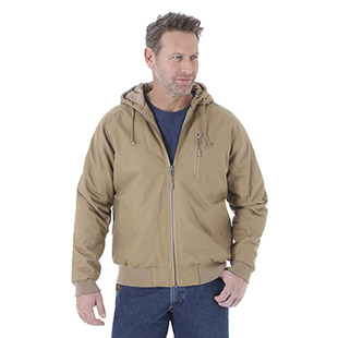 Wrangler Riggs Workwear Utility Jacket - Click for Large View