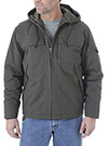 Wrangler Riggs Workwear Hooded Ranger Jacket