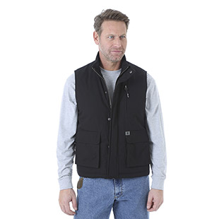 Wrangler Riggs Workwear Foreman Vest - Click for Large View