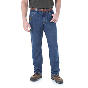 Wrangler Riggs Workwear Cool Vantage 5 Pocket Jean - Click for Large View