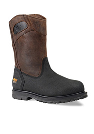Timberland PRO PowerWelt Wellington Steel Toe Work Boots