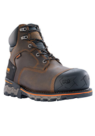 Timberland PRO 6 Inch Boondock Waterproof Composite Safety Toe Work Boot