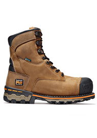 Timberland PRO Men's Boondock 8 Inch Composite Toe Work Boots