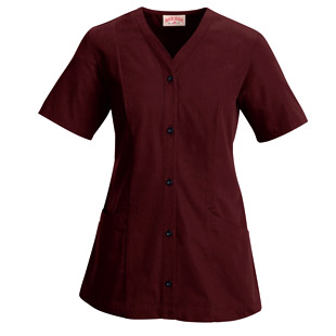 Red Kap Womens Easy Wear Tunic - Click for Large View