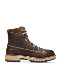 Timberland PRO Women's Hightower 6 inch Alloy Toe Brown Work Boots