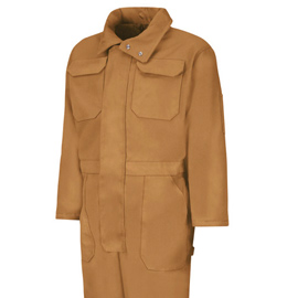 Red Kap Duck Insulated Coverall