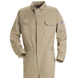 Flame Resistant Excel-FR Deluxe Cotton Coverall