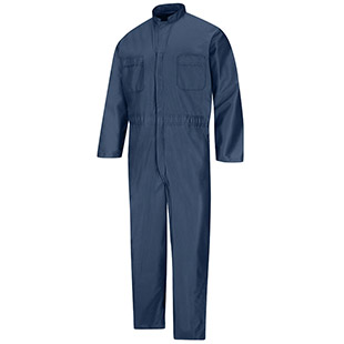 Red Kap Paint Operations Anti-Static Navy Blue Coveralls - Click for Large View