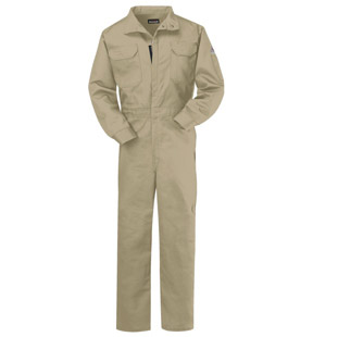Bulwark Flame Resistant Excel-FR Comfortouch Deluxe Coverall - Click for Large View