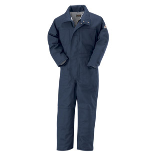 Bulwark Flame Resistant Excel-FR Comfortouch Deluxe Insulated Coverall - Click for Large View
