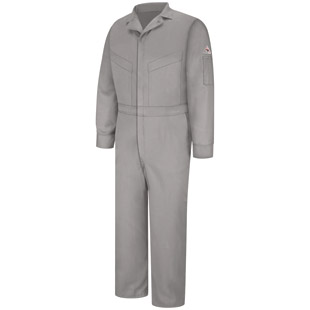 Bulwark Flame Resistant Excel-FR Deluxe Comfortouch Coverall - Click for Large View