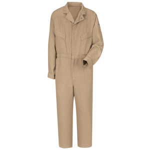 Bulwark Flame Resistant Cooltouch 2 Deluxe Coverall - Click for Large View