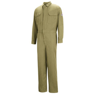 Bulwark Flame Resistant Cool Touch 2 Deluxe Coverall - Click for Large View