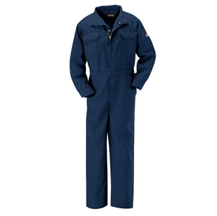 Bulwark Flame Resistant Nomex IIIA 6.0 oz. Deluxe Coverall - Click for Large View