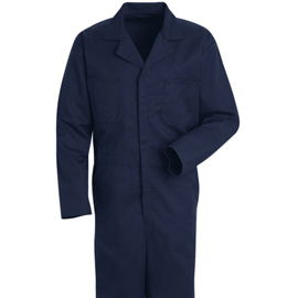 Red Kap Men's Speedsuit - Long Sleeve Navy Blue Jumpsuits
