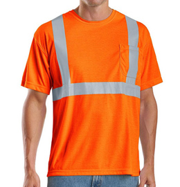 CornerStone ANSI 107 Class 2 Safety T-Shirt