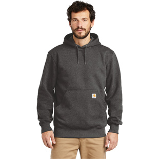 Carhartt Rain Defender Paxton Heavyweight Hooded Sweatshirt - Click for Large View