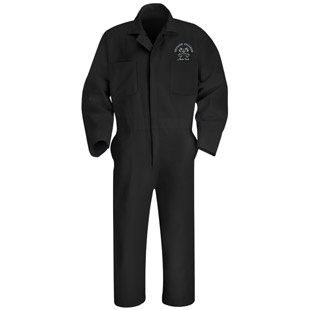 Skyline College Auto Tech Coveralls - Click for Large View