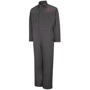 Toyota Technician Coverall - Click for Large View