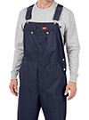 Dickies Men's Sanded Duck Bib Overall