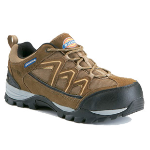 Dickies Solo Steel Toe Shoe - Click for Large View