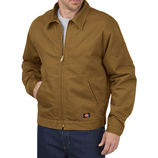Dickies Canvas Jacket Size - Click for Large View