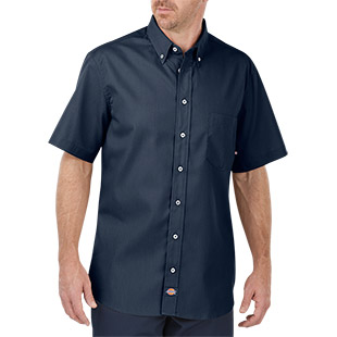 Dickies Comfort Flex Short Sleeve Shirt - Click for Large View