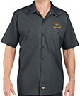 Cherokee High School Dickies Work Shirt