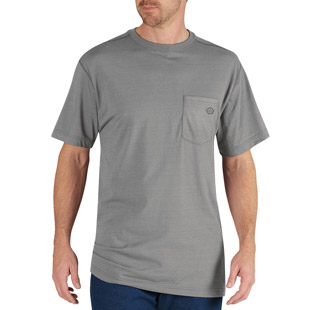 Dickies Short Sleeve Dri-Release Performance Tee - Click for Large View