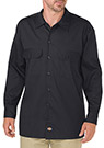 Dickies FLEX Relaxed Fit Long Sleeve Twill Work Shirt
