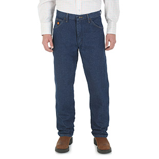 Wrangler Riggs Workwear Flame Resistant Western Work Jean - Click for Large View