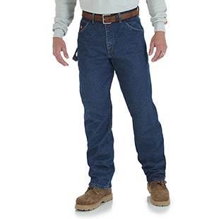 Wrangler Riggs Workwear Flame Resistant FR Carpenter Work Jean - Click for Large View