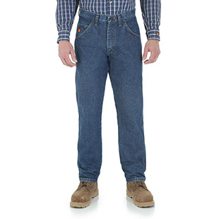 Wrangler Riggs Workwear Flame Resistant Work Jean - Click for Large View