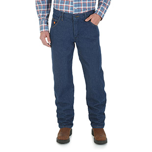 Wrangler Riggs Workwear Flame Resistant Regular Fit Work Jean - Click for Large View