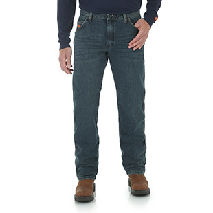 Wrangler Riggs Workwear Flame Resistant Advanced Comfort Jean - Click for Large View