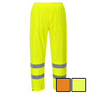 Portwest Hi-Vis Reflective Rain Pants