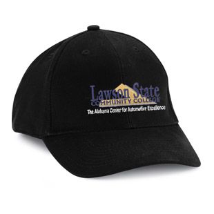 Lawson State Community College Cotton Ball Cap - Click for Large View