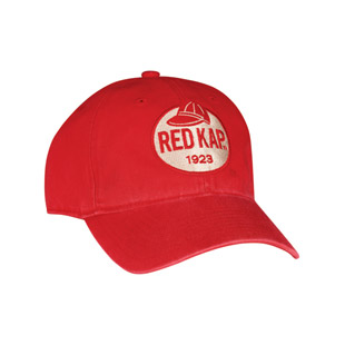 Red Kap Logo Ball Cap - Click for Large View