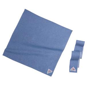 Bulwark Flame Resistant Excel-FR Comfortouch Bandana and Head Tie - Click for Large View