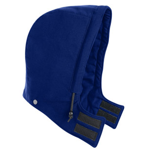 Bulwark Flame Resistant Nomex IIIA Universal Fit Snap-On Insulated Hood - Click for Large View