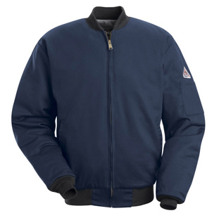 Bulwark Flame Resistant Cotton Team Jacket - Click for Large View