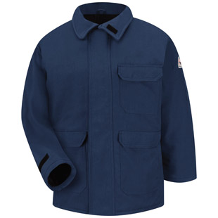 Bulwark Nomex Flame Resistant Parka - Click for Large View