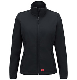 Red Kap Women's Deluxe Soft Shell Jacket