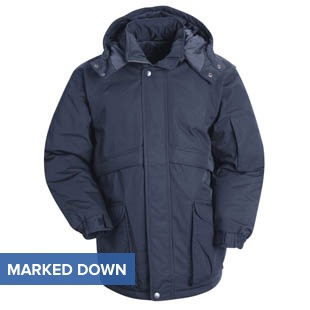 Red Kap Heavyweight Work Parka (Our Warmest Jacket) - Click for Large View