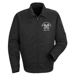 Skyline College Auto Tech Slash Pocket Jacket - Click for Large View