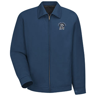 Bedford County Technical Center Slash Pocket Technician Jacket - Click for Large View
