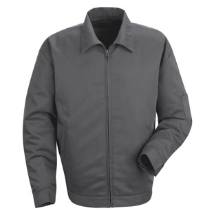 Red Kap Slash Pocket Technician Jackets (Our Most Popular) - Click for Large View
